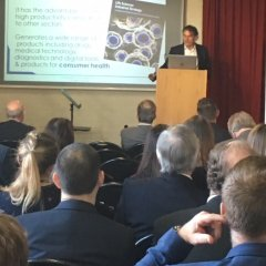 News Image:UK Science Park Association Annual Conference held in Swansea