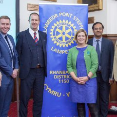 News Image:ARCH joins UWTSD & Lampeter Rotary Club host Rural Health and Community Wellbeing event